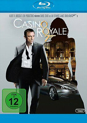 James Bond 007 - Casino Royale # BLU-RAY-NEU