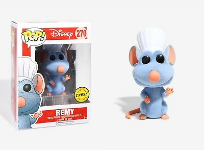 Funko Pop Disney: Remy Vinyl Figure Item No. 12411 CHASE LIMITED EDITION