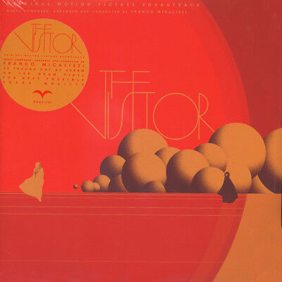 Franco Micalizzi - OST The Visitor (Vinyl 2LP - 1979 - US - Reissue)