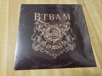"""Between The Buried And Me Bohemian Rhapsody 7"""" Vinyl Record new sealed (Queen)"""
