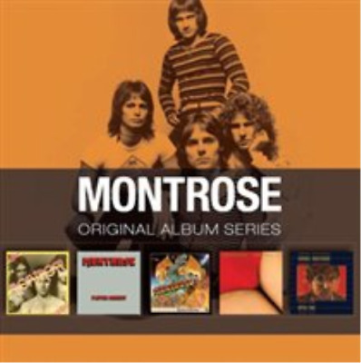 Montrose-Original Album Series CD NEW