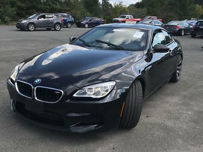 2016 BMW M6 Base Coupe 2-Door 2016 BMW M6 - Lease Return