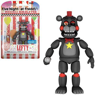 Funko Five Nights At Freddy's LEFTY Exclusive Action Figure FNAF MINT