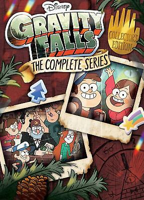 Gravity Falls: The Complete Series Collector Edition New Free Shipping