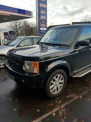 Landrover Discovery 3 tdv6 automatic