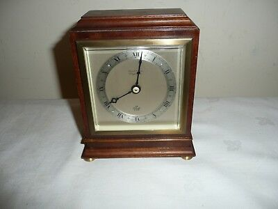 Vintage Elliott Mantle Clock in Excellent Condition and Working Order.