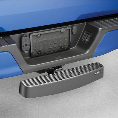 WeatherTech BumpStep XL - Hitch Mounted Step and Bumper Protection