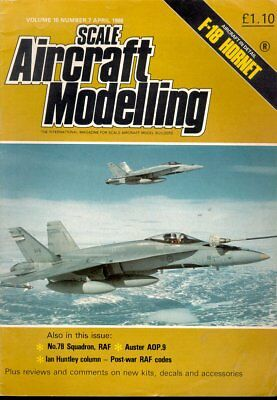 SCALE AIRCRAFT MODELLING JUL 98 MFG F-104 STARFIGHTER_YF-17