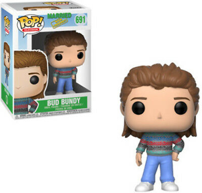Married With Children - Bud - Funko Pop! Television: (2018, Toy NEUF)