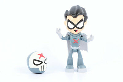 Teen Titans Go Robin with head 2 inch figure