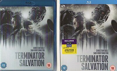 Terminator Salvation [Blu-ray] - DVD  0UVG The Cheap Fast Free Post