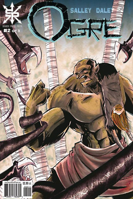 Ogre #2 (of 3) Comic Book 2018 - Source Point Press
