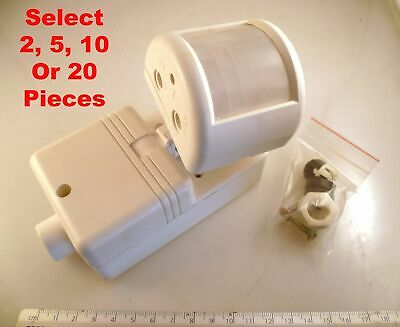 Bracket and Plastic Housing for PIR Motion Detector MBF022X