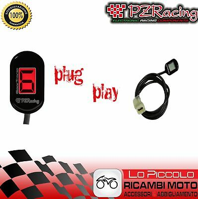 Contamarce Geartronic Zero Pzracing Honda Cb 650 F 2014 2015 2016 2017 2018