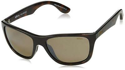 9826c57544 Revo RE 1001 Otis Polarized UV Protection Sunglasses Tortoise w  Terra Lens