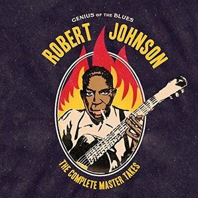 JOHNSON, ROBERT-Genius of the Blues - Complete Master Takes (2LP) (180 VINYL NEW