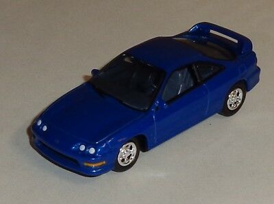 Johnny Lightning Blue 1998 Acura Integra Gs R Classic Gold Vgc 164
