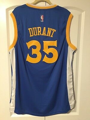 Kevin Durant Golden State Warriors Blue Men s Stitched Jersey NWT Free  Shipping 0f54eb817