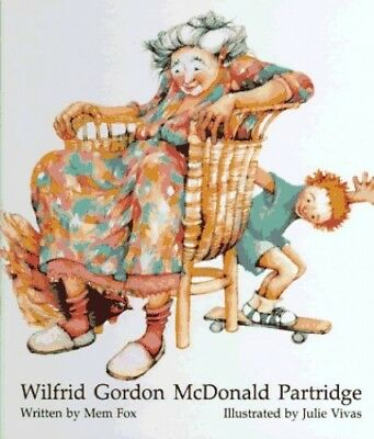 Wilfrid Gordon McDonald Partridge (Public Television Storytime Bo... by Fox, Mem
