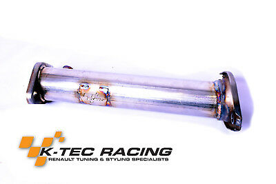 K-Tec Racing Clio 2 RS 172 with 182 Manifold Decat Pipe
