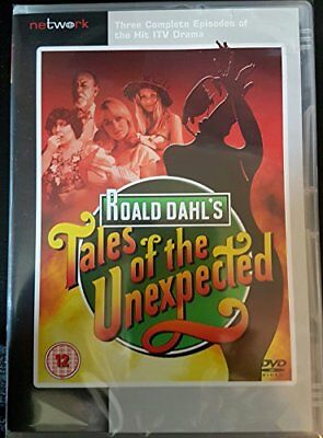 Tales of the Unexpected: Vol. 1 -  4 Classic  Episodes [DVD] -  CD 7KLN The Fast