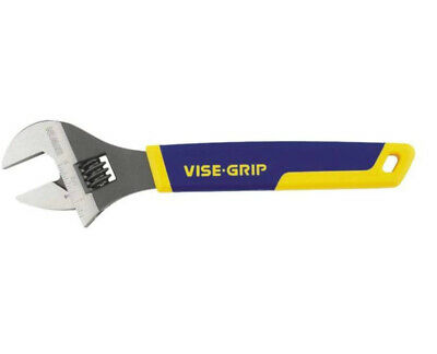 Irwin 2078610 Vise-Grip Adjustable Wrench, 10""