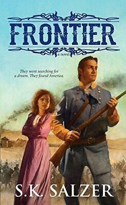 Frontier by Salzer, S.K. Book The Cheap Fast Free Post