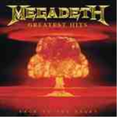 Megadeth-Greatest Hits: Back to the Start CD NEW