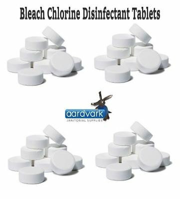 Aardvark Professional Bleach Chlorine Disinfectant Tablets