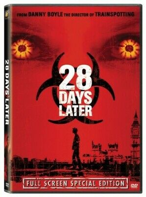 28 Days Later [DVD] [2002] [Region 1] [US Import] [NTSC] -  CD CMVG The Fast