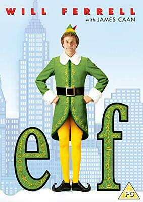 Elf [DVD] [2003] - DVD  BXVG The Cheap Fast Free Post
