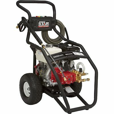 NorthStar Super High Flow Gas Cold Water Pressure Washer- 5.0 GPM, 3000 PSI