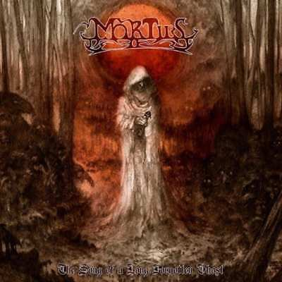 Mortiis - The Song Of A Long Forgotten Ghost ++ RED LP, lim.200 ++ NEU !!