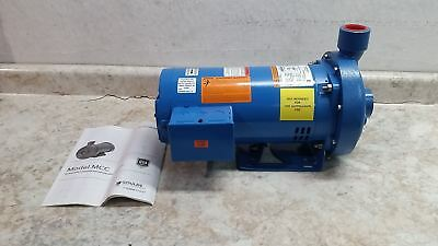 Goulds 2MC1J2G0 5 HP 3500 RPM 208-240/480V Centrifugal High Head Pump