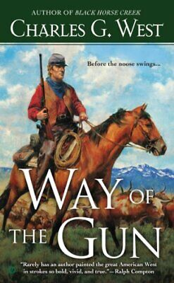 Way of the Gun by West, Charles G Book The Cheap Fast Free Post