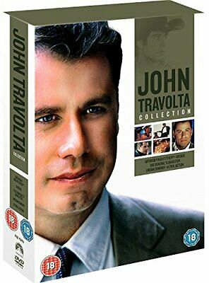 John Travolta Collection [DVD] - DVD  8QVG The Cheap Fast Free Post