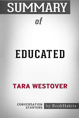 EDUCATED: A MEMOIR By Tara Westover - $1 98 | PicClick