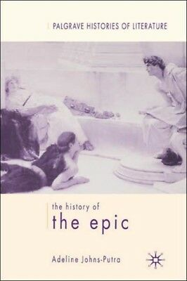 History Of The Epic, 9781403912121