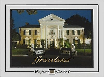 BULK ORDER - 10 X DIRT from GRACELAND Elvis Presley's personal owned home relic