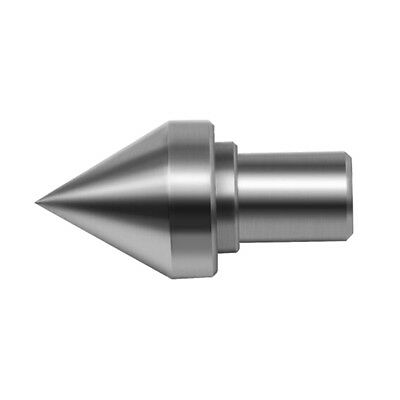 8mm Shank Live Bearing Tailstock Center for Metal/ Wood Lathe Turning Parts