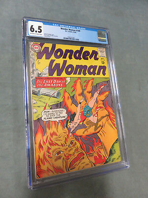 Wonder Woman #149 CGC 6.5 Fine+ Silver Age Ross Andru/Mike Esposito Cover+Art