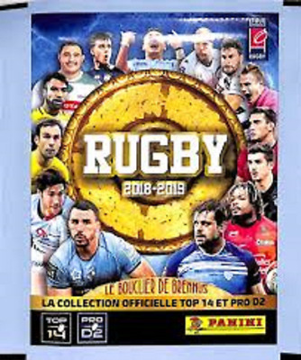Image Panini Rugby 2018 / 2019 - Pro D2