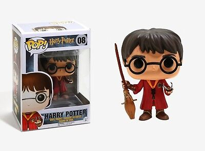 Funko Pop Harry Potter: Harry Potter (Quidditch) Vinyl Figure Item #5902
