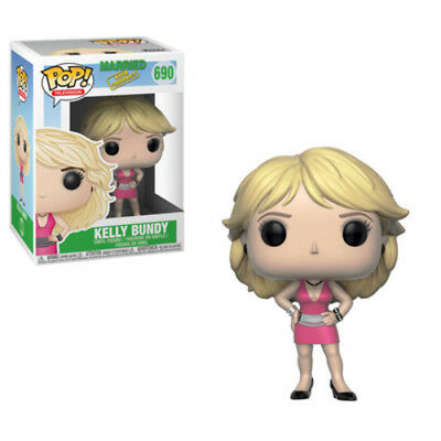 Married With Children - Kelly - Funko Pop! Television: (2018, Toy NEUF)