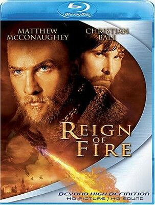 Reign of Fire [New Blu-ray]