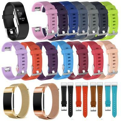Replacement Watch Band Bracelet Wrist Band Wristband Strap For Fitbit Charge 2