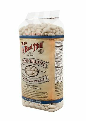 Bob's Red Mill Cannellini Beans, 24 Ounce (Pack of 4)