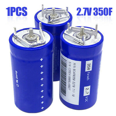 2.7V 350F Maxwell Super Capacitor Farad Capacitors 35*60mm Electrical Component