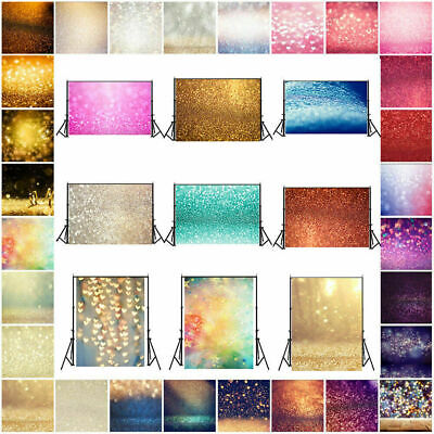 Creative Glitter Wedding Photo Backdrop Studio Wall Photography Background Decor