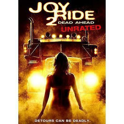 Joy Ride 2 - Dead Ahead (DVD, 2009, Checkpoint Sensormatic Unrated Widescreen)